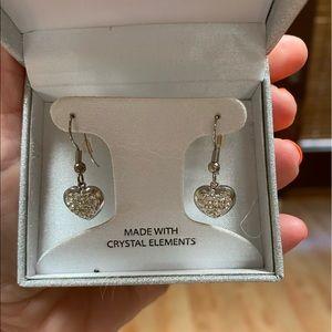 $5 or 3/$10 beautiful heart earrings